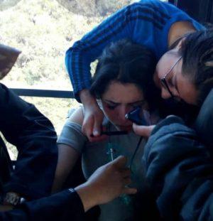 Estudiante de Primer Año de Medicina de la ULA. Salva a Turista en Cabina del Teleférico de Mérida Mukumbarí