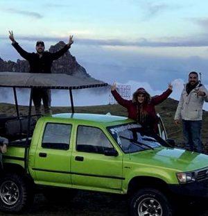 ¡Atrévete Tour Páramo la Culata con Safari Tours 4×4 Mérida!