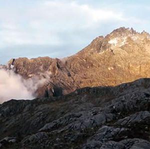 Andes Capital Pico Bolívar Sierra Nevada de Mérida