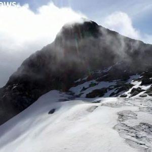 Un Esfuerzo para Salvar el Último Glaciar de Venezuela