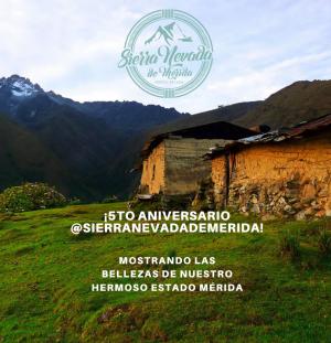 5to Aniversario de la Página Sierra Nevada de Mérida